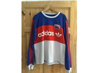 Vintage Adidas Original long sleeve