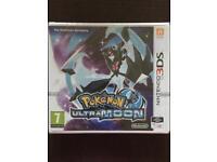 Pokemon Ultra Moon £30 3DS