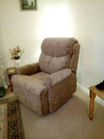 Brand New G Plan 2 seat sofa and recliner