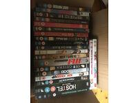 DVD Selection - Comedy/Action/Horror/Drama
