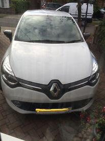 Renault Clio D-QUE M-NAV Energy TCE SS 5 Door Hatchback