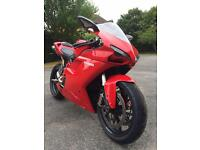 Ducati 1098 2007 15 k full service history needs engine