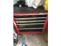 Halfords tool chest