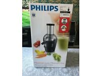 Philips Juicer HR1857/71 Viva Collection Quick Clean £50