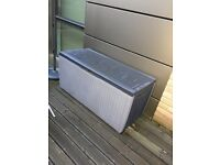 Outdoor Garden Storage Bin Box