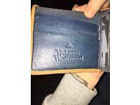 Genuine leather Vivienne Westwood wallet