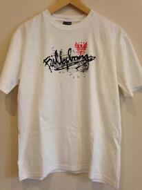 BRAND NEW without tags, slim fit medium size Billabong tshirt,