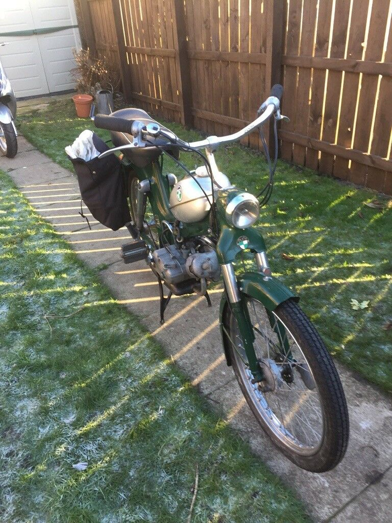 Puch ms50 d moped two seater really nice condition current mot | in  Sunderland, Tyne and Wear | Gumtree
