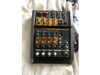 Mackie 'BLEND' 6 channel mixer