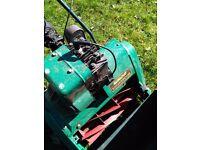 Qualcast Suffolk Punch 35S Petrol Mower