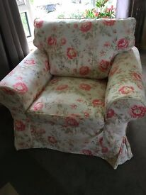 SOLD - Ikea Ektorp armchair in very good condition.