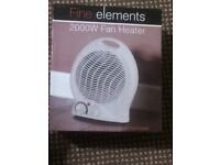 2000 w electronic heater