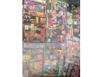 WCW Wrestling Magazine collection rare WWE WWF