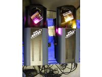 MOBILE DJ DISCO LIGHTS ACME ROVERS IN STUNNING CONDITION AND READY TO GO