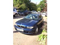 BMW 325Ci Couple - Full service history, full leather interior, MOT until March 2018.