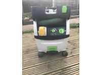 Festool Mobile dust extractor CLT 110v.