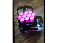 10 Tresemme electric volume rollers in box