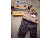 Baby boy Next outfit - 3-6 months BNWT