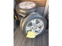 Toyota tyres