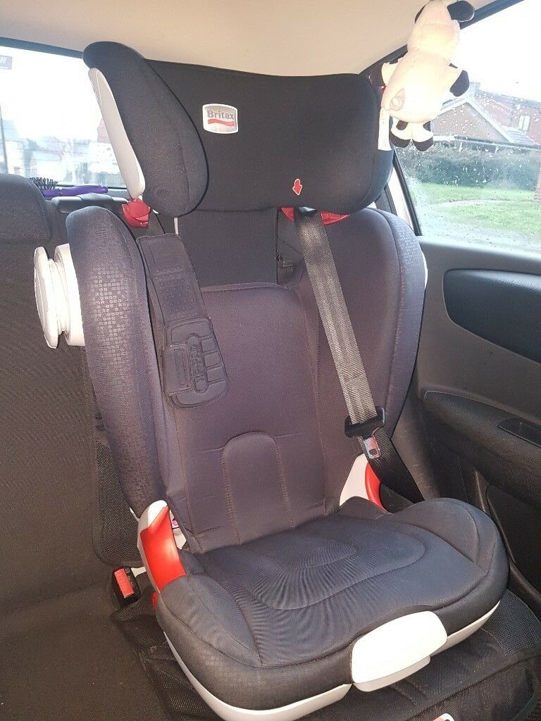britax kidfix xp sict car booster seat in sheffield. Black Bedroom Furniture Sets. Home Design Ideas