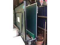 Table tennis tables (large) for sale