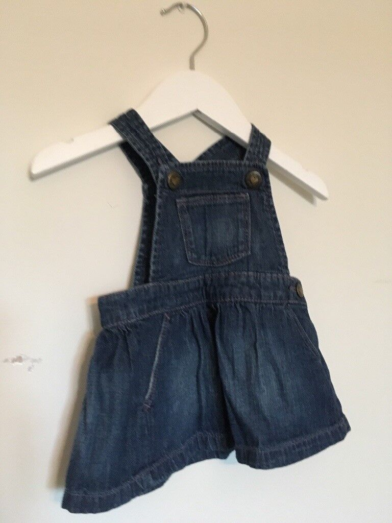 Baby Gap pinafore dress
