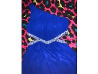 💙Royal blue Jane Norman dress size 8