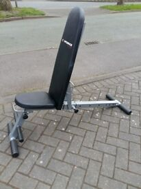 FOLDABLE WEIGHTS & SIT UP BENCH