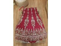 Indian wedding lengha - female outfit