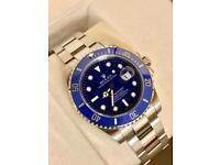 Rolex submariner smurf brand new £250