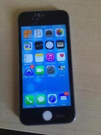 iPhone 5s o2 £45