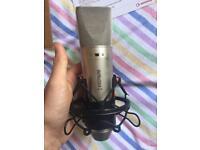 "Røde NT2 ""Made in Australia"" large diaphragm condenser microphone"