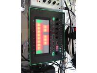 Roland TB-3 touch bassline (bass sequencer)