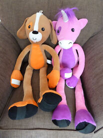Stretchkins Puppy and /or Stretchkins Unicorn - Immaculate Condition