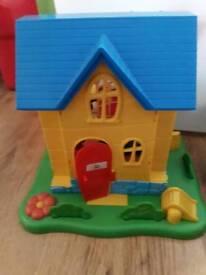 Doc McStuffins House Playset