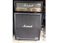 Marshall Half Stack (MF350 Amp + MF400A Cabinet + (Unused) Foot Controller)