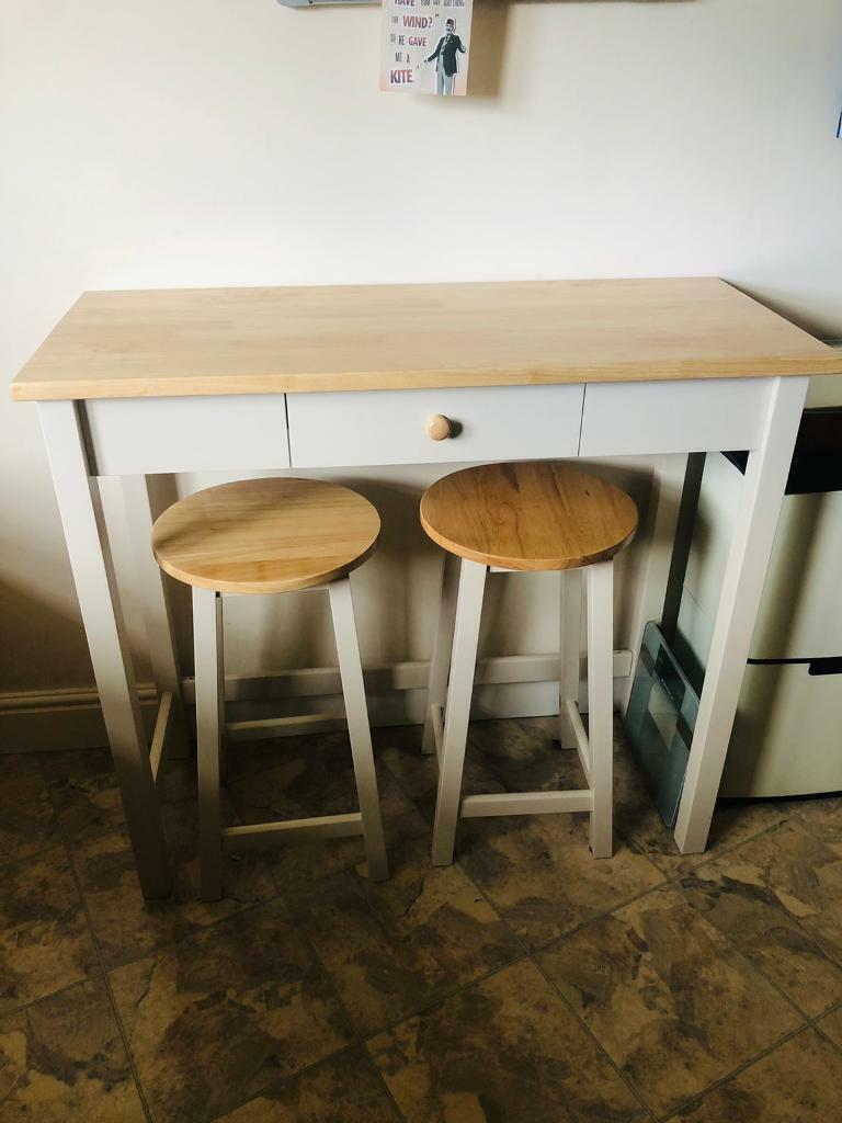 Kitchen bar stool set   in Reading, Berkshire   Gumtree