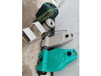 BUNDLE Caravan water carrier + 2 x Wastemaster + Step + caravan cover + Table