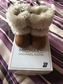 Michael Kors Boots Size 1