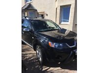 7 seater 4 wheel drive mitsubishi outlander