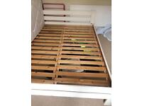 Double / king size bed frame