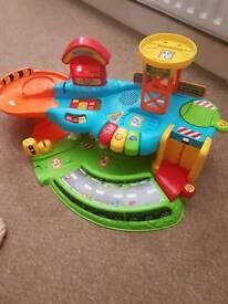 Vtech Toot Toot Garage Kids Toys