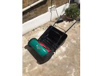 Bosch AHM 38G Hand Lawn Mower