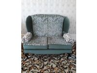 Two Seater Sofa plus Armchairs