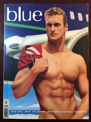 (not only) Blue Magazine #19, February 1999, As NEW, Not Pre-Owned, Early Issue