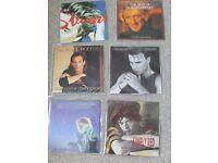 ROD STEWART, X2 SIMPLY RED X2 , GARRY BARLOW, MICHAEL BOLTON CDs