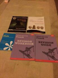 Selection of revision books