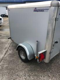 TAV 1 Indespension box trailer 6 x 4