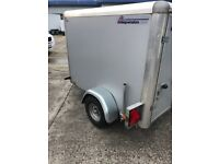 TAV 1 Indespension box trailer 6 x 4