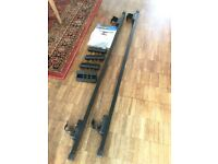 Summit 100 series Multi Fit car Roof Bars rack
